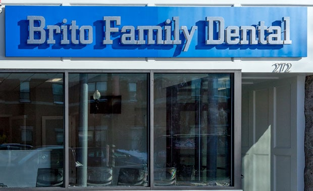 Brito Family Dental Office in Dorchester, MA